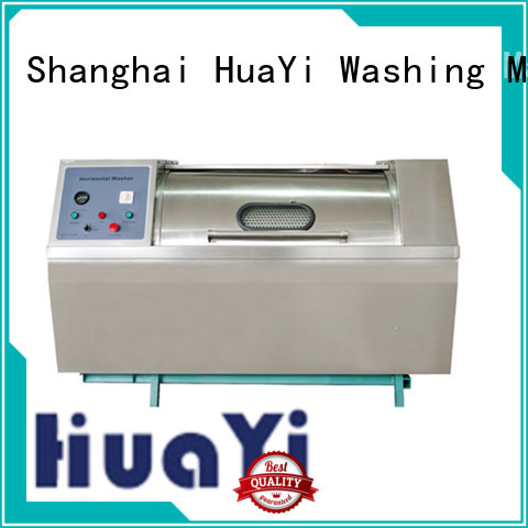 HuaYi automatic commercial washing machine supplier for guest house