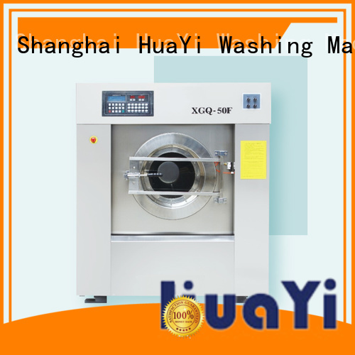 HuaYi laundry washing machine supplier for hospital