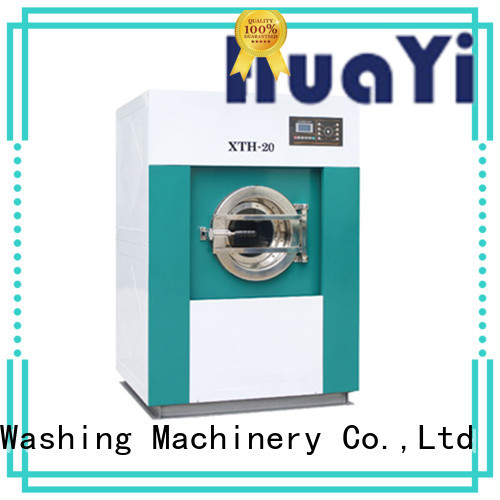 energy saving laundry equipment supplier for washing industry
