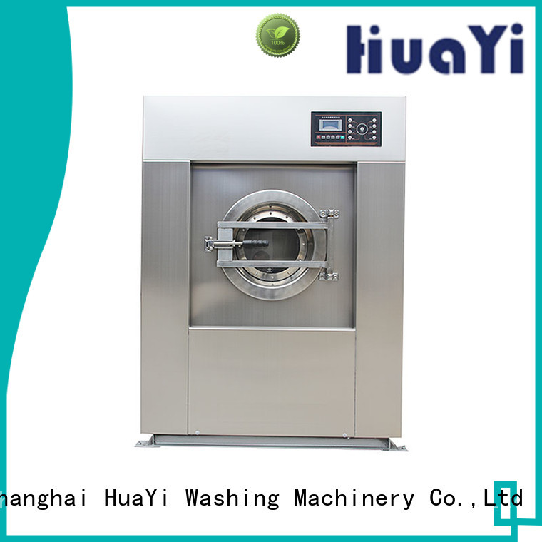 commercial laundry equipment supplier for military units