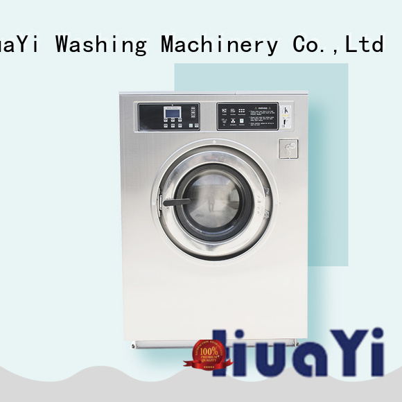 commercial laundry equipment manufacturers factory price for military units HuaYi