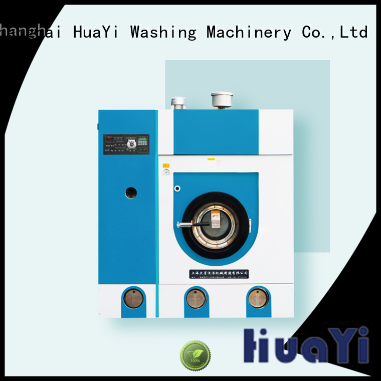 HuaYi dry cleaning equipment wholesale for lundry factory