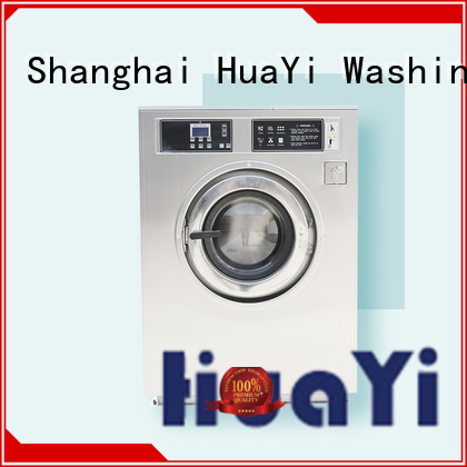 HuaYi industrial commercial washer supplier for washing industry
