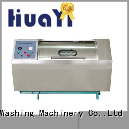 HuaYi washing machine size directly sale for restaurant