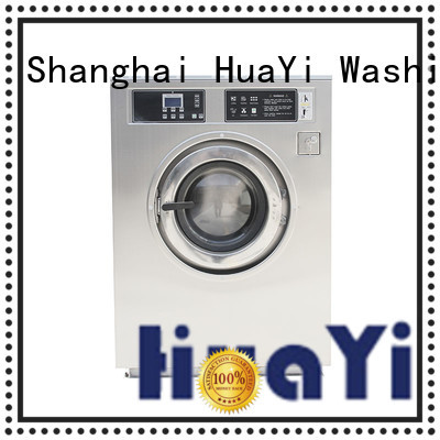 washing machine with dryer for social welfare homes HuaYi