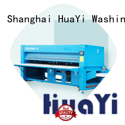 laundry folding machine factory price for school HuaYi