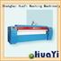 HuaYi high efficiency laundry ironer flatwork for hospital