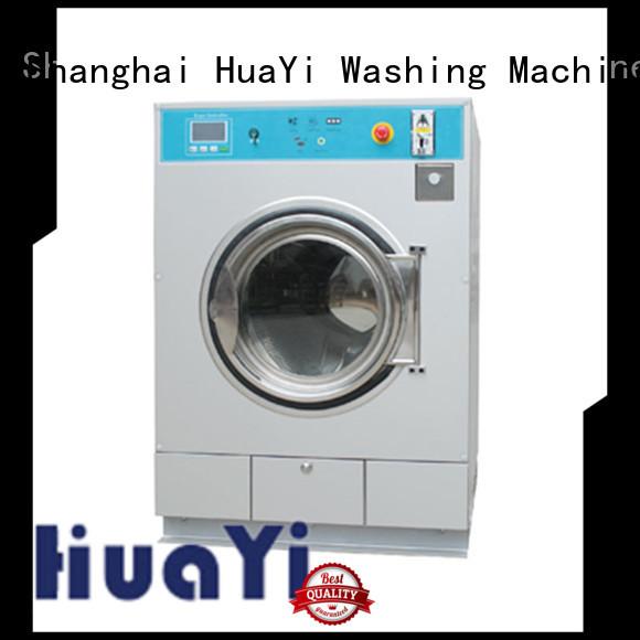 HuaYi washing dryer factory price for baths