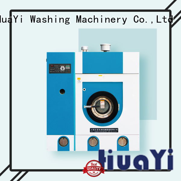 HuaYi flexible dry cleaning equipment wholesale for industry