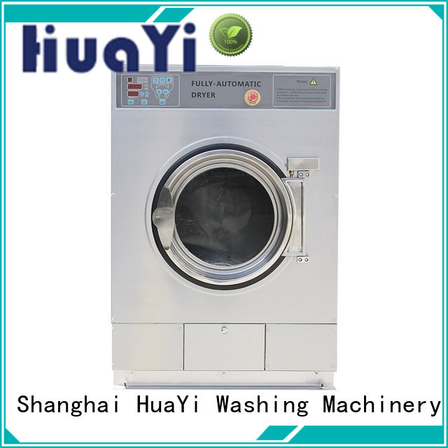 HuaYi professional coin operated laundry directly sale for shop