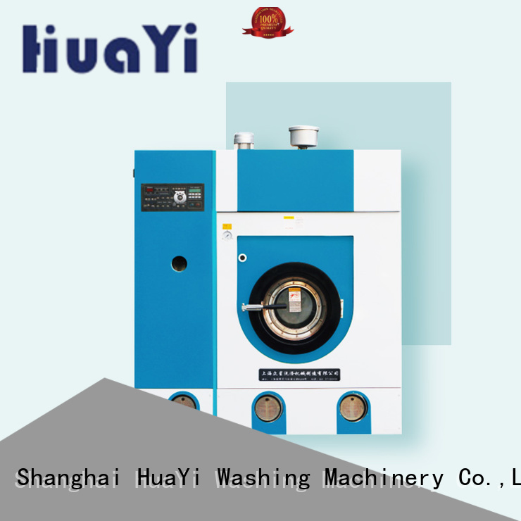 HuaYi dry cleaner machine from China for industry