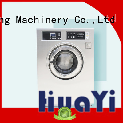 HuaYi commercial new washing machine supplier for hotel