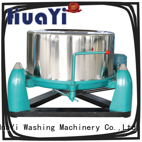 HuaYi automatic industrial laundry machine factory price for hotel