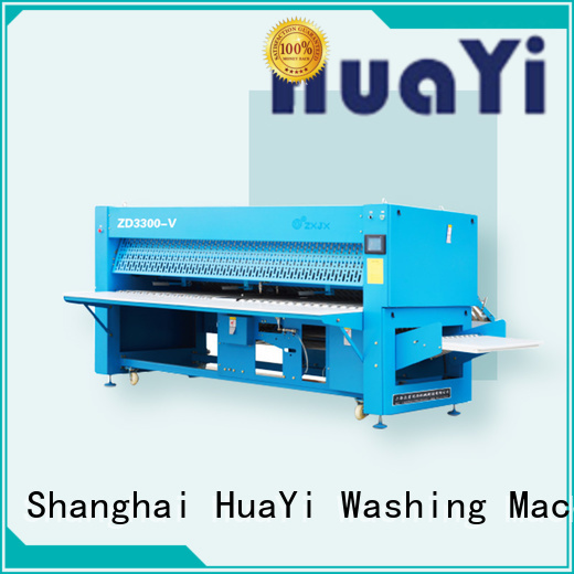 precise laundry folding machine factory price for laundry shop