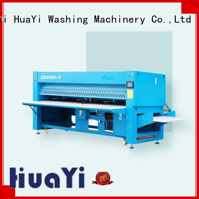 sheet folding machine on sale for bath HuaYi