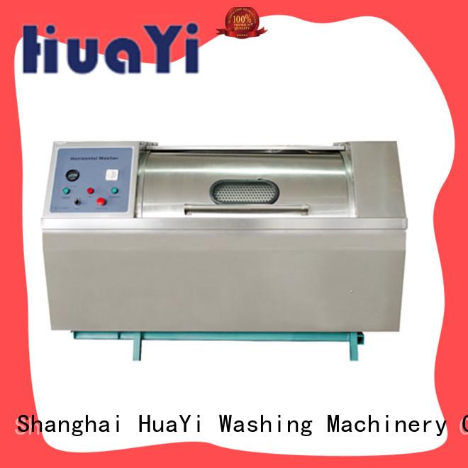 HuaYi automatic fully automatic washing machine promotion for restaurant