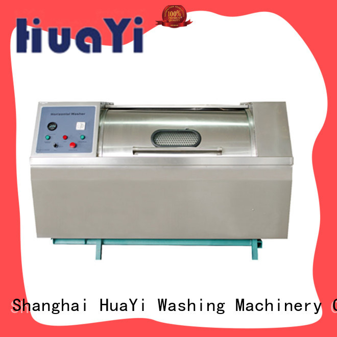 HuaYi industrial laundry washer at discount for hospital