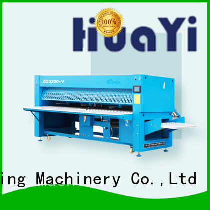 folding automatic laundry folder factory price for hotel