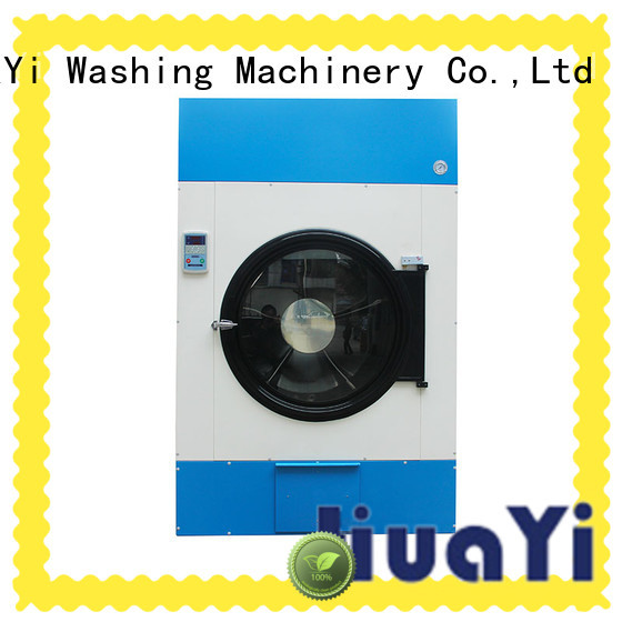 safe laundry dryer machine supplier for hotel