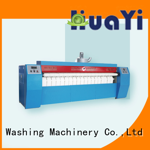electric industrial ironing machine laundry supplier for old apartment,