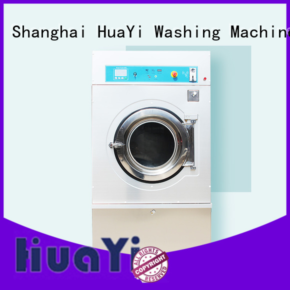safe laundry dryer supplier for hotel