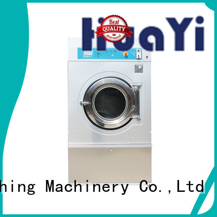 HuaYi good quality commercial washer and dryer directly sale for hotels