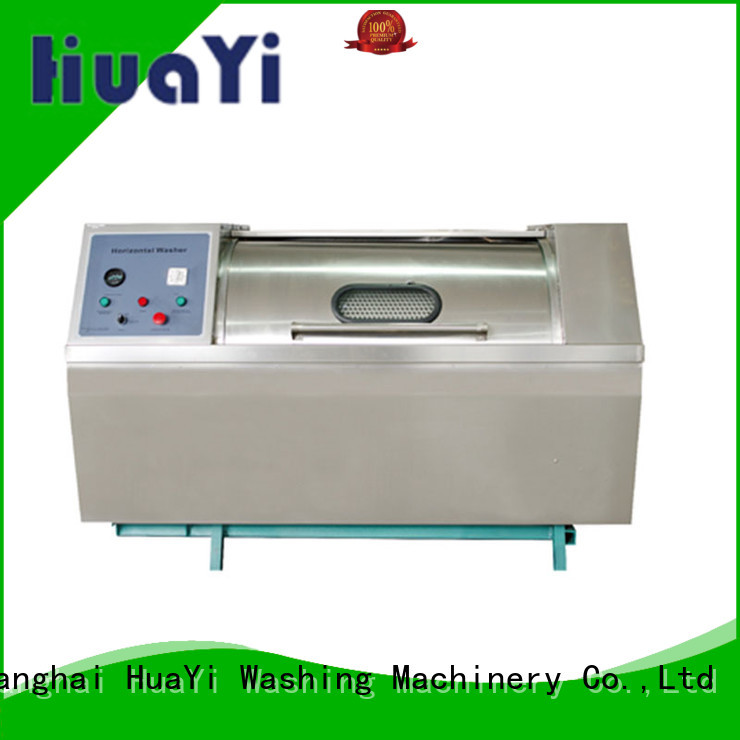HuaYi laundry machine directly sale for guest house