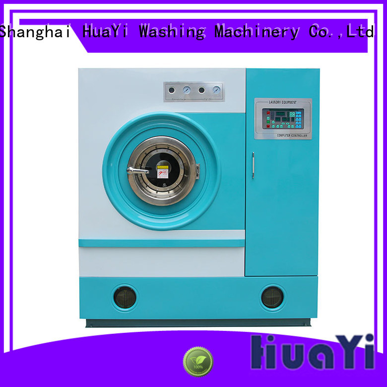 HuaYi convenient laundry and dry cleaning equipment for hospital
