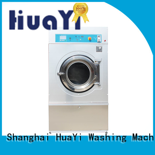 HuaYi stable washing machine and dryer online for hotels