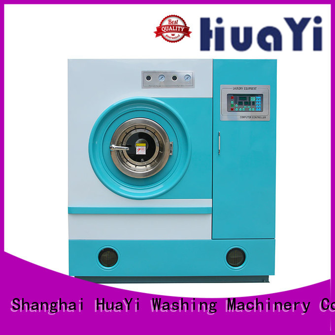 HuaYi dry cleaner machine directly sale for lundry factory