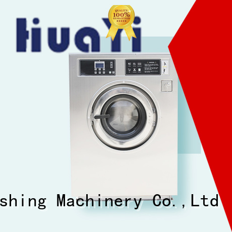 HuaYi commercial washing machine factory price for guest house