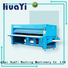 HuaYi anti-static commercial laundry folding machine on sale for bath
