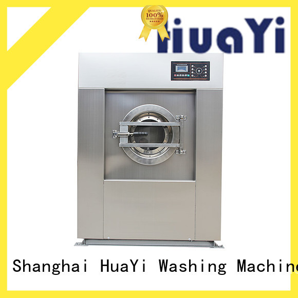 HuaYi commercial washer at discount for military units