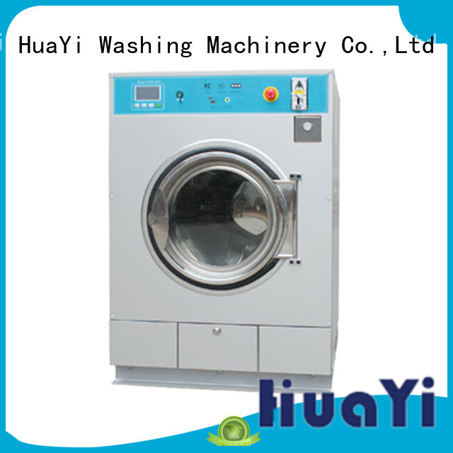 HuaYi safe laundry dryer machine customized for hospital