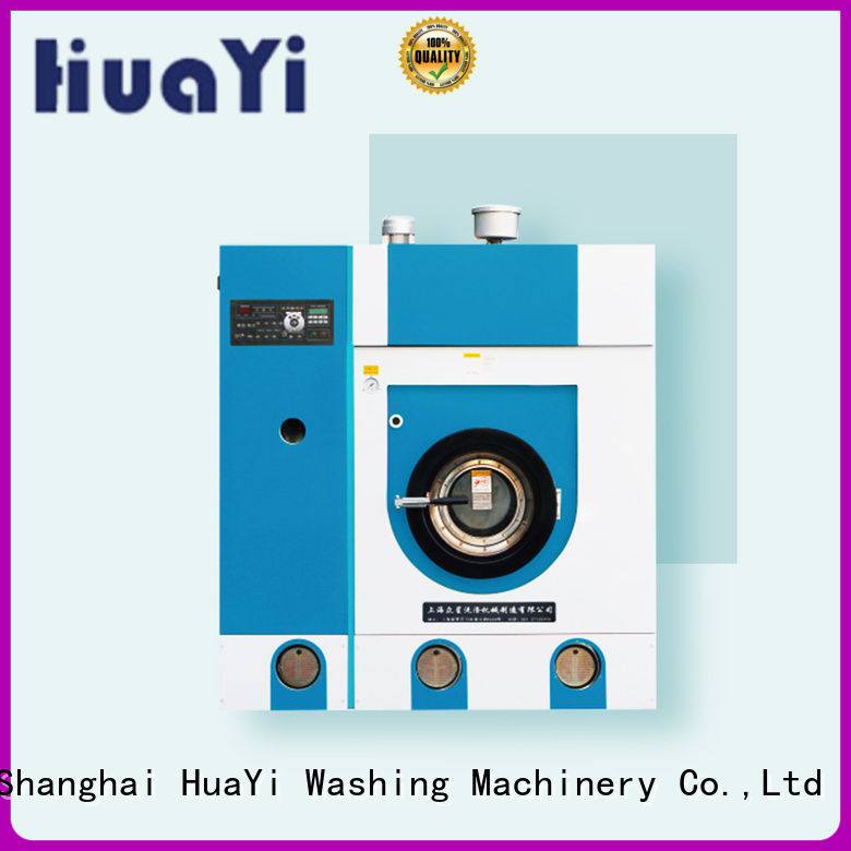 convenient dry cleaning equipment manufacturer for hospital