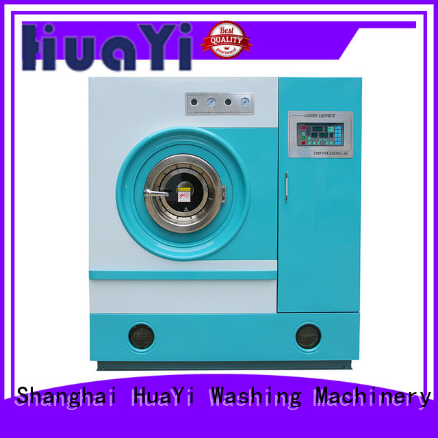 laundry and dry cleaning machines for industry HuaYi