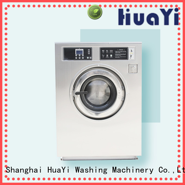 HuaYi washing machine brands promotion for washing industry