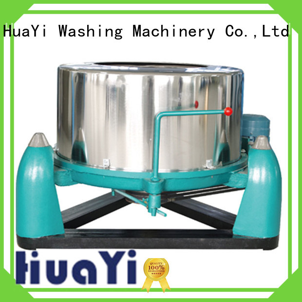 HuaYi fully automatic washing machine supplier for hospital