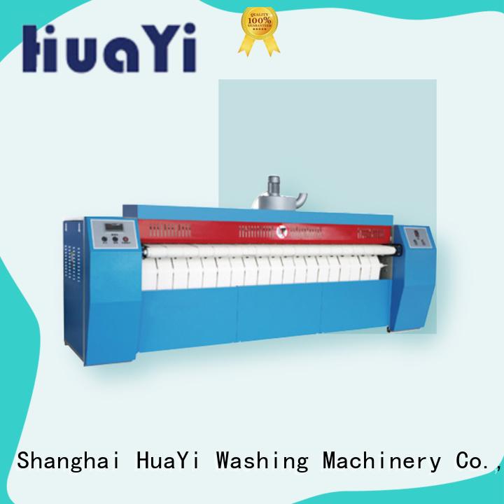 HuaYi durable flatwork ironer promotion for big bath