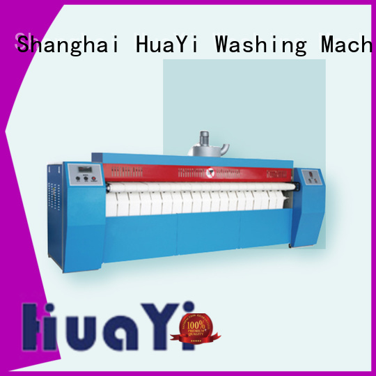 high efficiency flatwork ironer laundry supplier for old apartment,