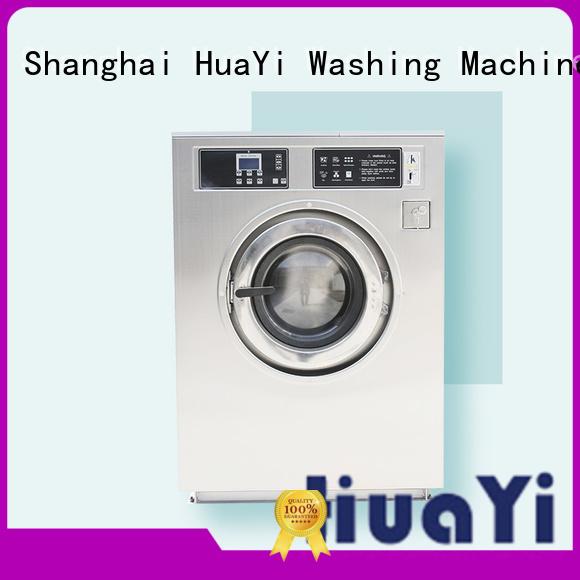 HuaYi energy saving laundry washer for hotel