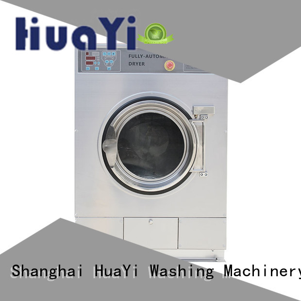 HuaYi coin washing machine directly sale for shop