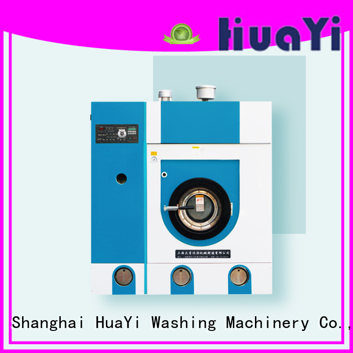 HuaYi flexible laundry machine for industry