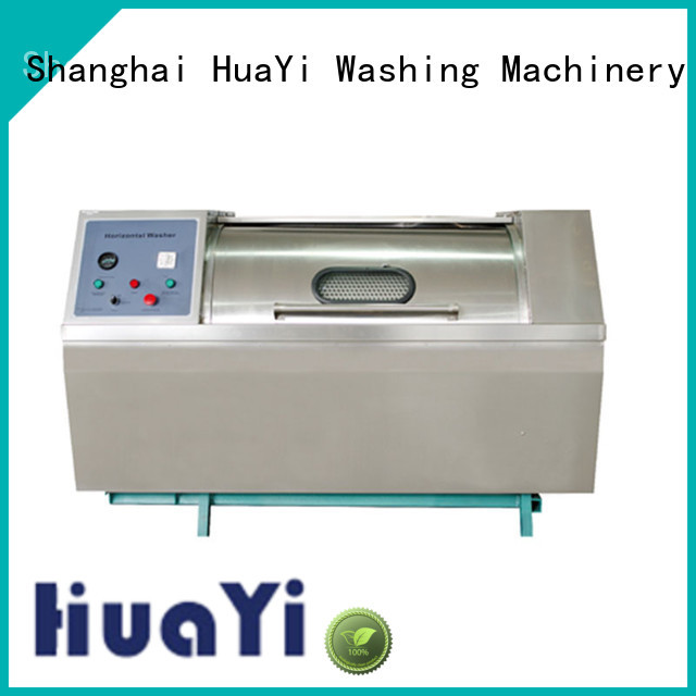 HuaYi industrial commercial laundry equipment directly sale for hospital