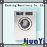 HuaYi commercial washer promotion for guest house