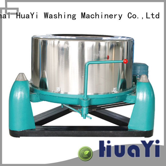 HuaYi washing extractor promotion for hotel
