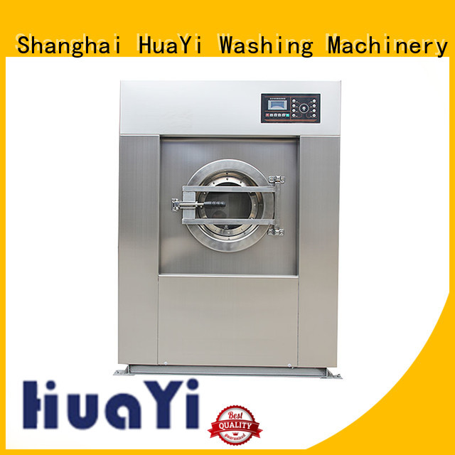 HuaYi industrial laundry machine at discount for hotel