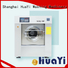 HuaYi laundry washer factory price for restaurant