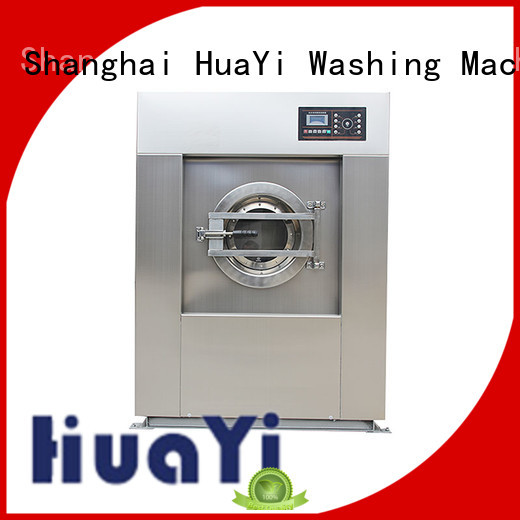 HuaYi low noise washing machine brands directly sale for military units
