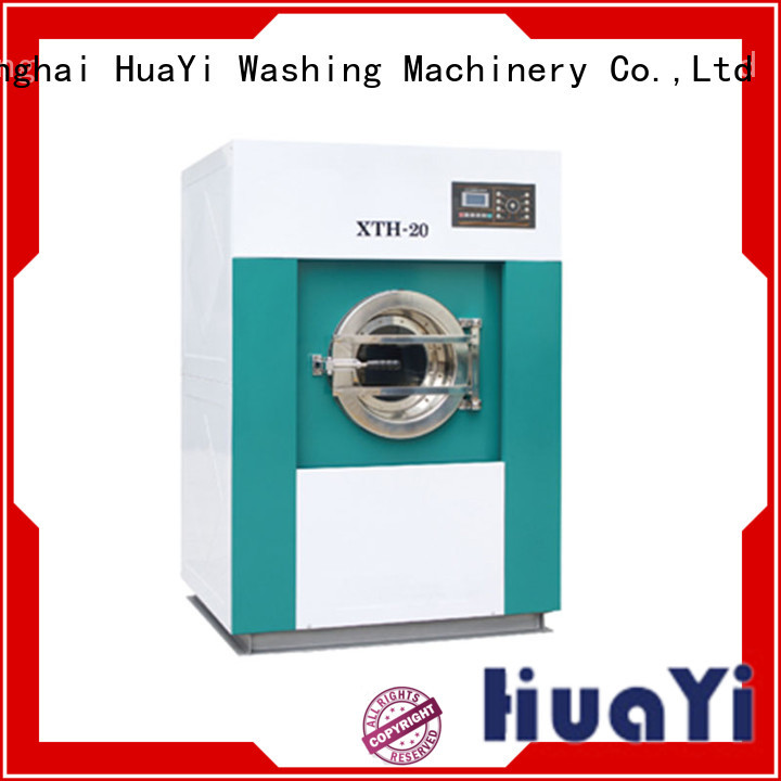 HuaYi commercial washer directly sale for washing industry